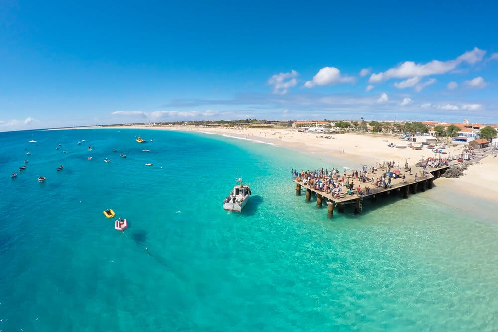 ILHA DO SAL - CABO VERDE